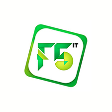 Logo F5it - Lock Corporate