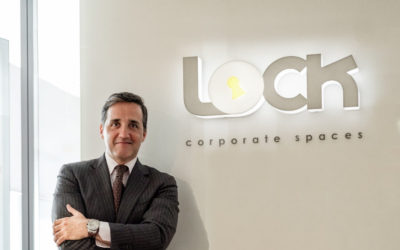 Lock Corporate Spaces is now a major player in the architecture and build sector